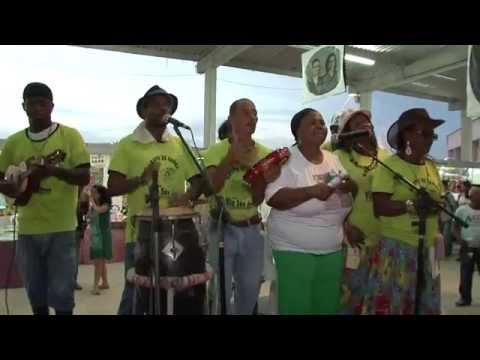 Grupo de Ipuaçu mantém a tradição do samba de roda