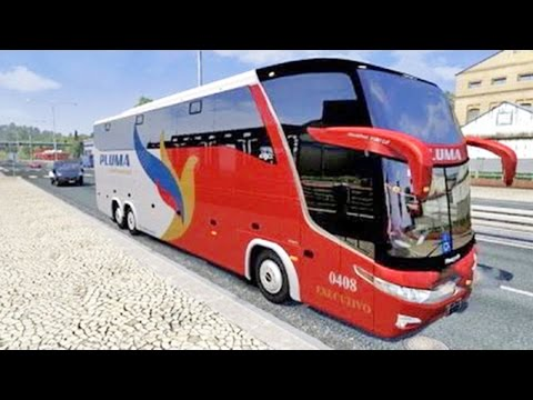ETS2 Bus Edition mod +Download | Euro Truck Simulator 2 (+Romanian map Bucuresti-Brasov) ✔
