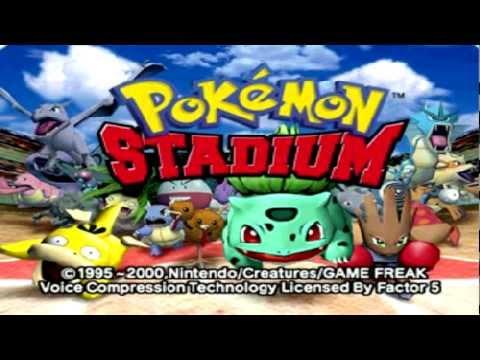 pokemon stadium nintendo 64 rom