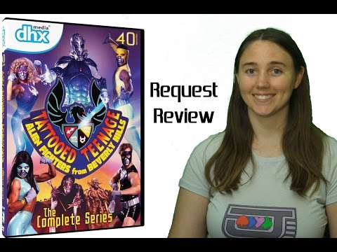 Request Review - Tattooed Teenage Alien Fighters From Beverly Hills