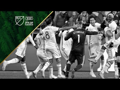 Video: One for the Ages | An inside look at the Portland Timbers' playoff triumph over Seattle Sounders FC