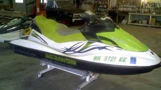 5. LOT 1640A 2008 Sea Doo GTI SE 155 4Tec Jet Ski