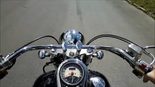 4. Kawasaki Vulcan 900 Classic (2009) Review and Test Ride