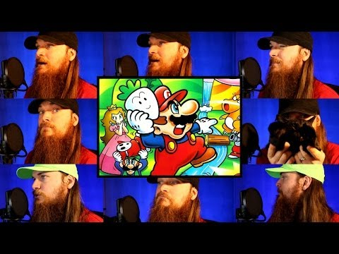 Super Mario Bros 2 – Overworld Theme Acapella