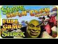 Shrek Smash N Crash Racing Part 1 Full Game Shrek Swamp