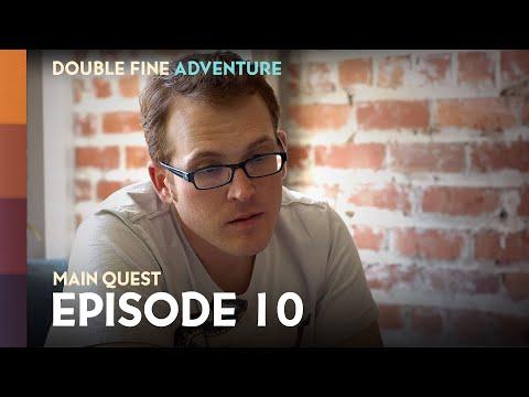 "Double Fine Adventure! EP10: ""Part One of Something Great"" (видео)"