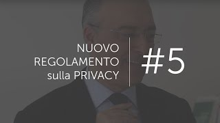Il Nuovo Regolamento Privacy #5 - Il documento di Privacy Impact Assessment