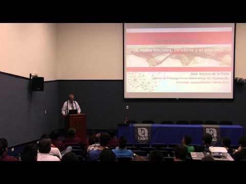 Inauguración del Seminario de Estadística y Matemáticas Aplicadas