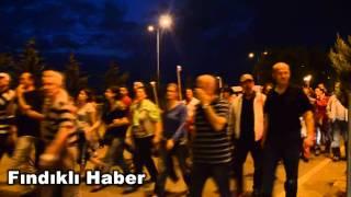 Taksim Gezi Parkı'na Fındıklı'dan Destek