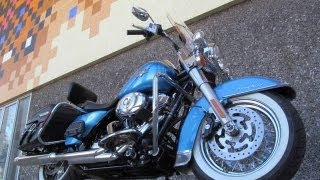 9. Used 2011 Harley-Davidson Road King Classic Motorcycle For Sale