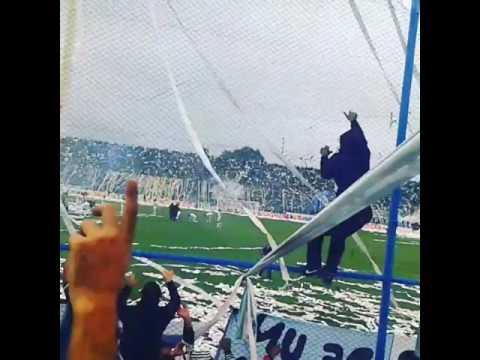 Recibimiento desde la tribuna, Atletico Tucuman vs Puto del Pirata  (Parte 2) - La Inimitable - Atlético Tucumán - Argentina - América del Sur