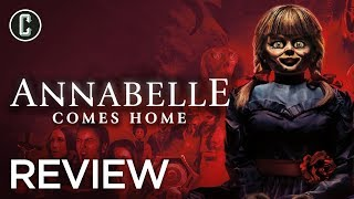Annabelle Comes Home Movie Review by Collider