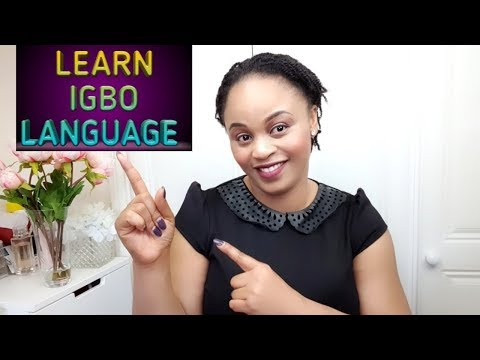 IGBO LANGUAGE CLASS  101- Learn Common Sentence in Igbo Language(Part 1)/ Chizzy Charles