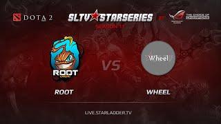 Wheel vs ROOT, game 1