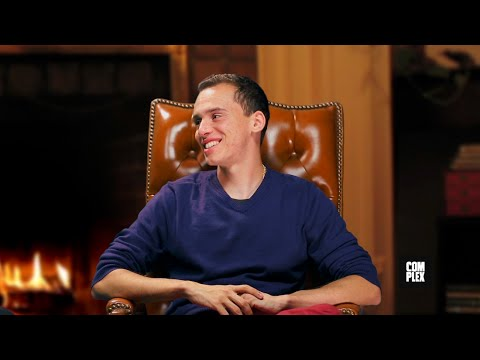 "@Logic301 Talks ""Under Pressure"" and @JColeNC Advice 