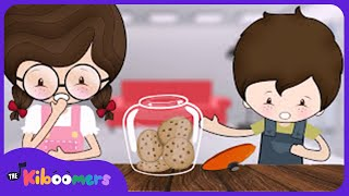 Who Took the Cookie Song for Kids | Cookie Jar Song | Nursery Song | The Kiboomers