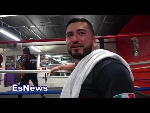 Gabe Rosado On CRAWFORD VS SPENCE EsNews Boxing