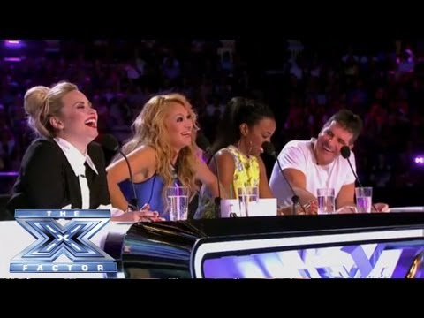 The Best of the Worst - THE X FACTOR USA 2013