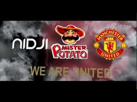 Nidji – Liberty and Victory Music Video with Manchester United