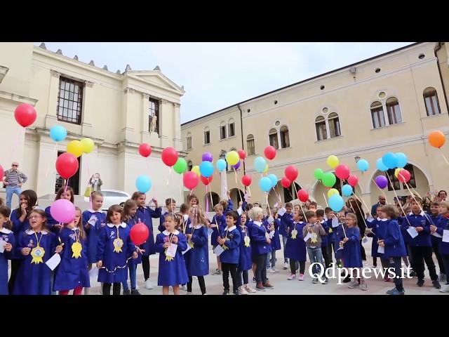 Iniziato l'anno scolastico negli istituti di Conegliano: 12 mila studenti di nuovo sui libri