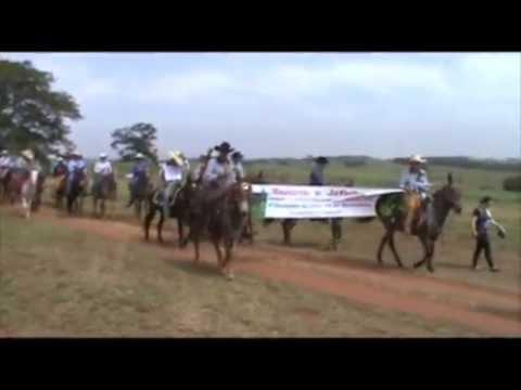 Cavalgada de Santa Albertina - SP