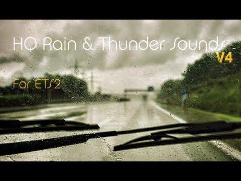 HQ RAIN & THUNDER SOUND v4.0