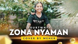 Video Cover by Meher | Fourtwnty - Zona Nyaman MP3, 3GP, MP4, WEBM, AVI, FLV Agustus 2018
