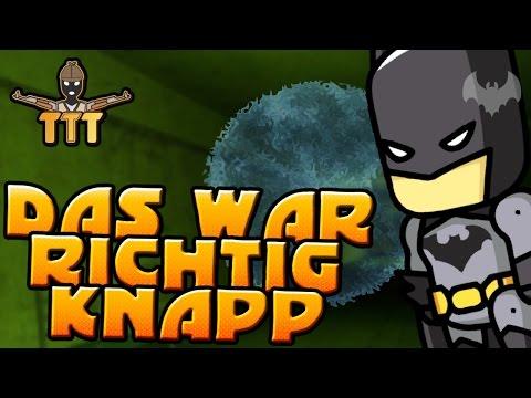 DAS WAR RICHTIG KNAPP! - ♠ TROUBLE IN TERRORIST TOWN TOTEM #1049 ♠ - Dhalucard (видео)