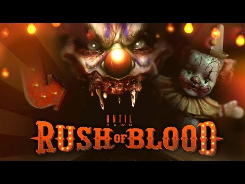 PLAYSTATION VR - UNTIL DAWN: RUSH OF BLOOD