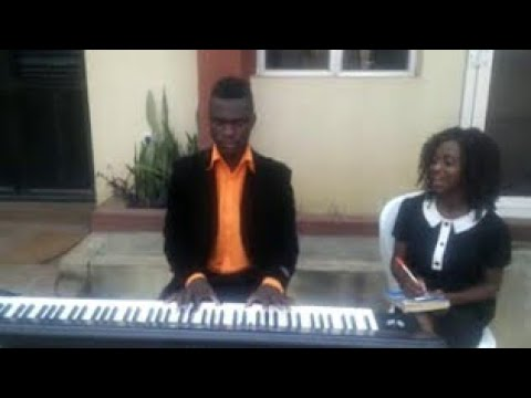 NIGERIA HIGHLIFE GOSPEL PIANO TUTORIAL. PART 2 FT. ROSEYKEYZ