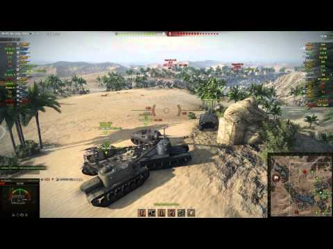 World Of Tanks: FUNNY MONTAGE