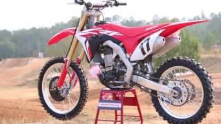 7. 2017 Honda CRF450R First Ride - Cycle News