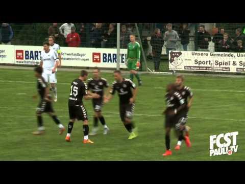 fcstpauli.tv: Die Höhepunkte vom Test gegen den VfR Horst | ELBKICK.TV