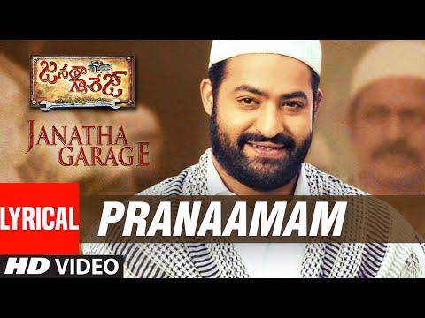 Pranaamam Lyrical Video Song ||
