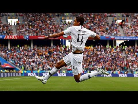 Μουντιάλ 2018: Η Γαλλία στους «4» – Απέκλεισε την Ουρουγουάη…