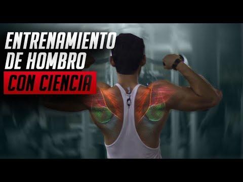 El mejor entrenamiento para hombro / CIENTÍFICAMENTE COMPROBADO (видео)