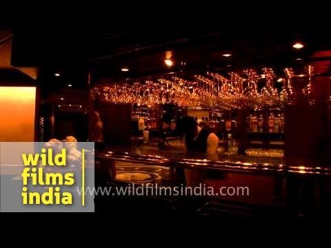 Citrus restaurant of the Leela hotel in Mumbai