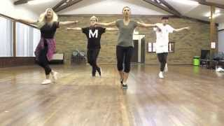 'Hey Mama' David Guetta ft Nicki Minaj & Afrojack Choreography - Sam Griffin