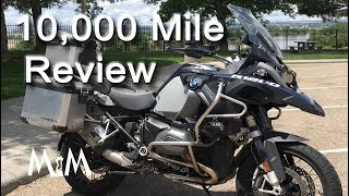 6. BMW R1200 GS Adventure Review 10,000 Miles