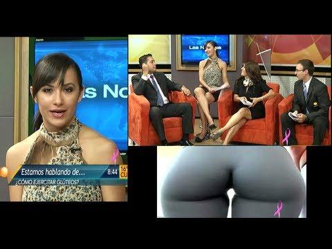 Gaby Luna las mujeres con traseros grandes son mas inteligentes 10 de octubre 2013