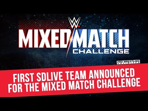 First Smackdown Live Team Announced For The Mixed Match Challenge