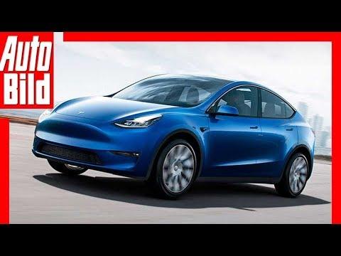 Tesla Model Y (2019): Präsentation / Preis / Vorstell ...