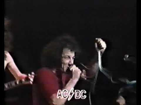 AC/DC (Live) Rocker 1980/1981 Compilation [BRIAN] 🔊