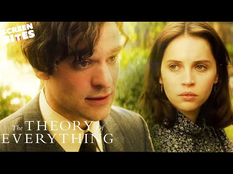 An Unconventional Love Story   The Theory Of Everything   SceneScreen