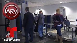 Miles de dólares olvidados en aeropuertos de Estados Unidos   Al Rojo Vivo