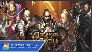 [iOS Game] Chromatic Souls - Binh đoàn ma thuật - AppStoreVn, tin công nghệ, công nghệ mới