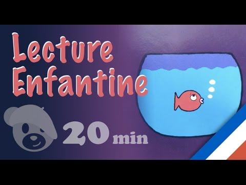 Livre en francais pour enfants : 20 minutes de lecture ( 2-4 ans)