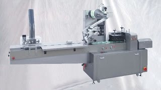 The YX series integrage packaging line composes two sets of machines mainly: One is Flow wrapping machine; the other cartoning machinery. The two machines are linked with the conveyor belt for delivering and sensor for transition. The two machines are descriped as below:Regarding the flow wrapping machine whose details are given as below:For Soft but regular product (Such as cake, onigiri,hamburger,dorayaki etc.)Application: For Soft but regular product (Such as cake, onigiri,hamburger,dorayaki etc.)In-feeding Conveyor with Belt type feeding. Hygienic design for easy belt changeover and cleaning.Guide roller on two sides of in-feeding conveyor for sticky prevention.Can feed desiccant for product keeping period and not easy dropping during packing.Reciprocating sealing method (D-cam) increases sealing time and upgrades secure sealing effect. Option: Gusset device.High performance packaging system in a small spaceSafety cover device for avoiding accident.3(or 4) axis servo driving system: durable, high productivity and low noise. Machine operating in 24 hours.。User-friendly human/ machine interface control with 8.4 inch(3 axis)/10.4 inch(4 axis) dialogue type colorful monitor.Date coder.Stainless steel machine frame.Gusset device.Labeler.CE or UL standards.Regarding the cartoning machine whose details are given as below:Characteristics of soap boxes cartoning equipment fully automatic:carton soap.jpgworking process for cartoning equipment.jpg1.It adopts PLC control, frequency inverters control speed, electrical element are all used international famous brand;2. Adopt human-machine interface3.Automatically displaying device for malfunction, cartoning speed and finished products counting;4.Automatic check the neglected cartoning and waste picked out for products and leaflet5.It is easy to understand and operate, work stably.6.It doesn't inhale leaflet without products and dosen't inhale box without leaflet.7.It idles and doesn't push products if there is no products or 