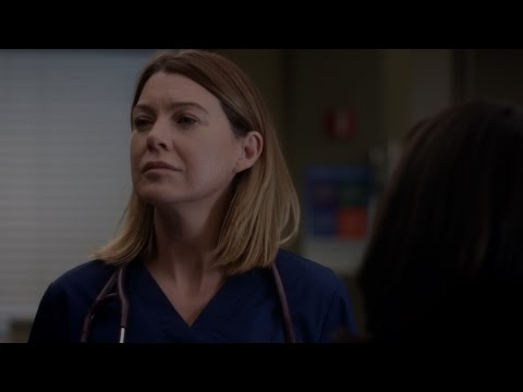 Bailey Makes Meredith Chief of General Surgery - Grey's Anatomy
