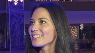 EXCLUSIVE: Olivia Munn Gives Behind-the-Scenes Tour of 'Office Christmas Party' Video